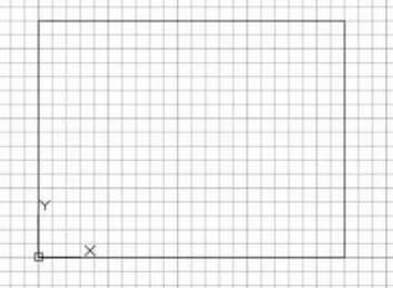 CAD软件中栅格功能的使用
