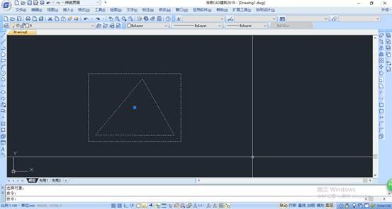 CAD中图块的修改