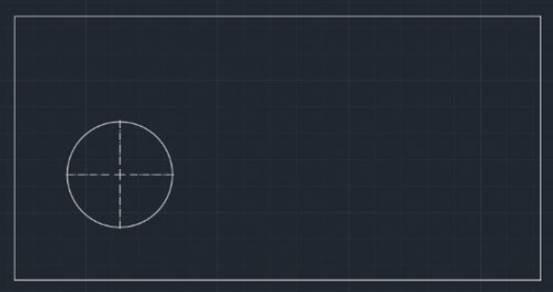 CAD参数化绘图过程