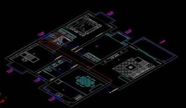 CAD三维建模的一些操作过程