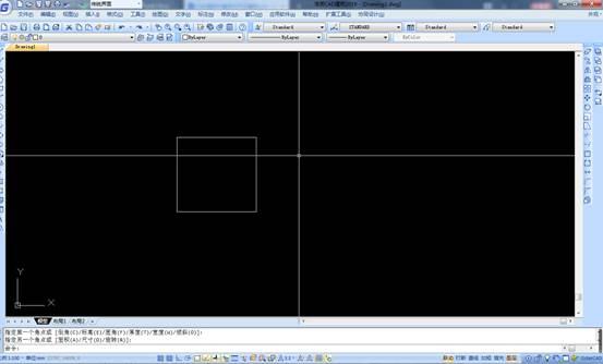 CAD选择对象的技巧
