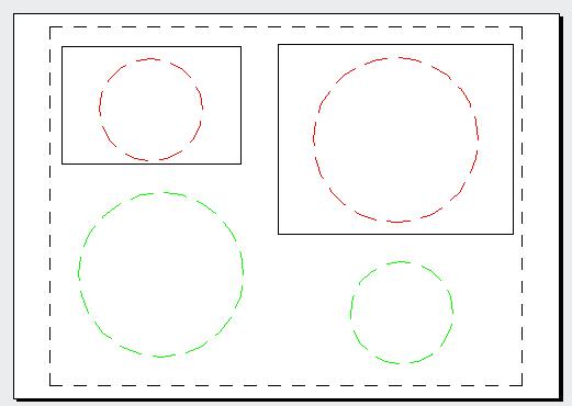 CAD不同比例视口线型比例不同的问题