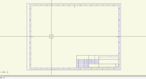 CAD图框制作教程