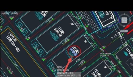 CAD视图旋转不改变坐标
