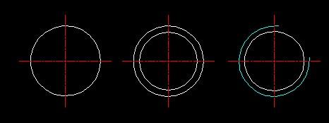 快速的绘制各类孔的方法