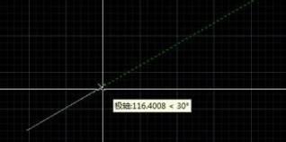 CAD极轴追踪的作用