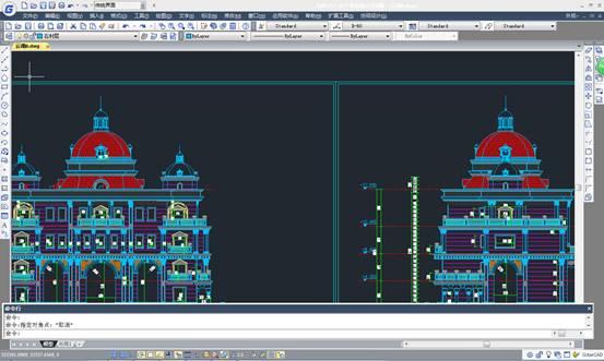 CAD插入符号教程之浩辰CAD插入机构运动符号