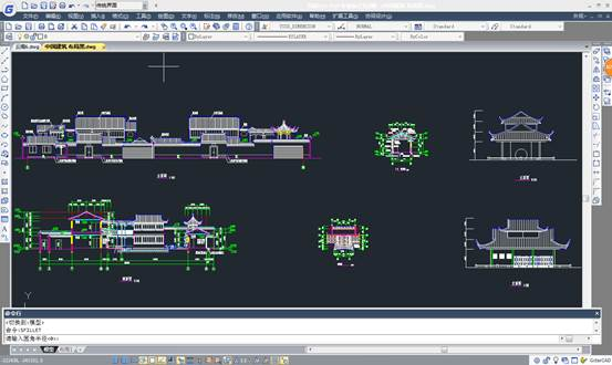 CAD阵列教程之使用孔阵列功能提升制图效率