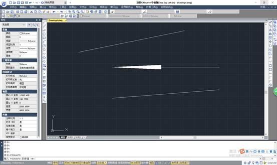CAD框选设置问题解决