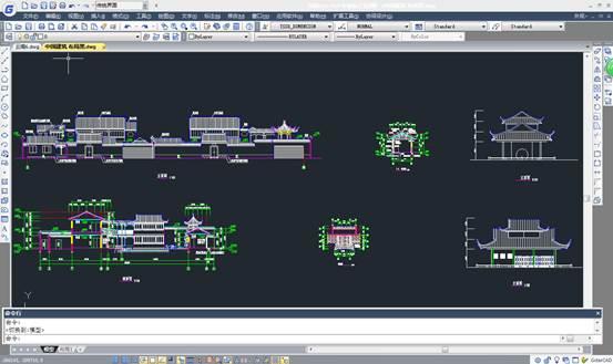 CAD绘制平面图教程之用CAD画平面图