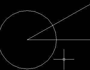 浩辰CAD绘制角平分线方法