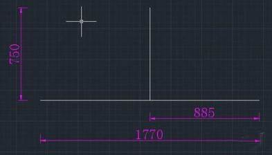 CAD中画圆弧的过程