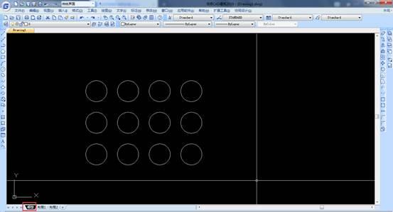 CAD模型空间的应用