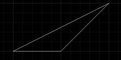 捕捉栅格绘制直线的方法