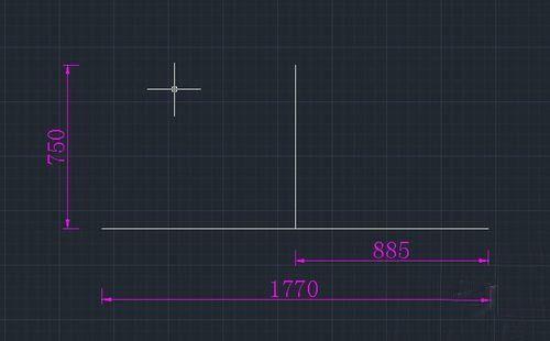 CAD已知弧长和直角边长如何画弧