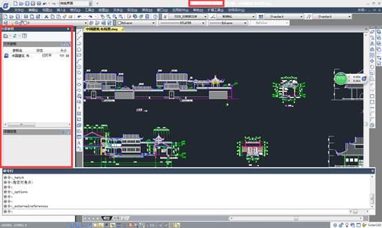 CAD工具栏教程之CAD工具栏、窗口无法调整位置的原因