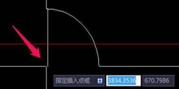 CAD旋转动态块的定义