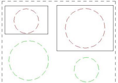 CAD线型比例不同的问题