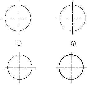圆的绘制教程