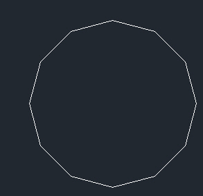 CAD椭圆弧教程之CAD平滑度设置到最高圆弧看起来还是不平滑的原因