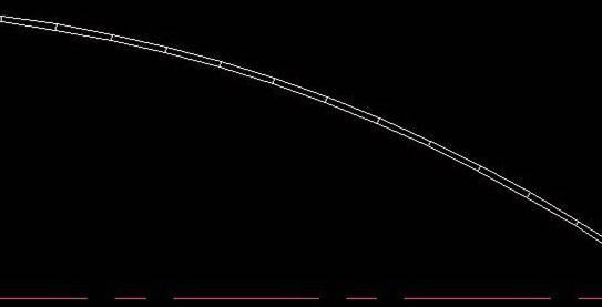 CAD线宽教程之pl改线宽变成空心的