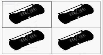 CAD三维视图转回二维视图教程之CAD如何三维视图转二维视图