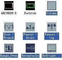CAD工具选项板的定制