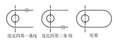 CAD倒角功能的使用技巧