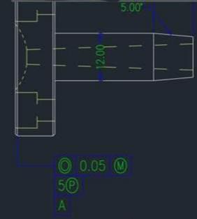 CAD公差标注的技巧