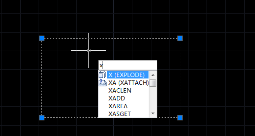 CAD面域 使用关于分解