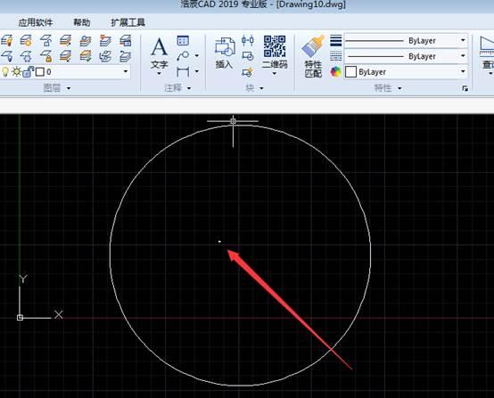 CAD调整文字大小设置