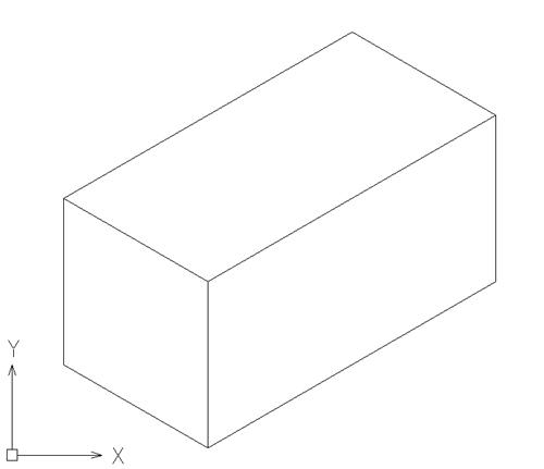 CAD轴测图绘制与标注二维命令表示