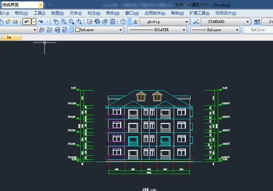 CAD心得:方案和施工图的设计思路