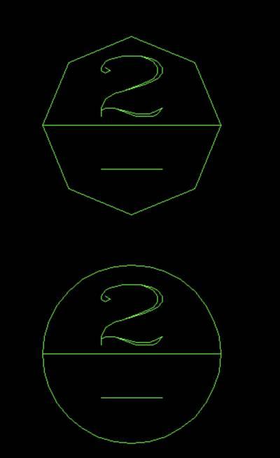 CAD绘制圆之画好的圆变成了多边形的解决办法