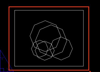 锁定CAD视口方法