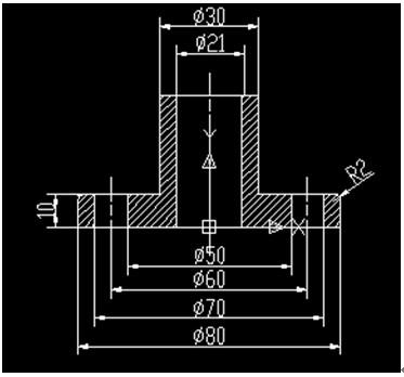 浩辰CAD机械_(30) 构造孔绘制