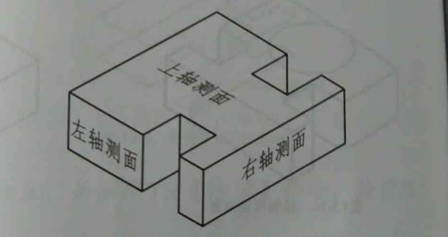 CAD书写文字教程之浩辰CAD轴测图中书写文字