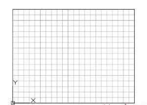 CAD栅格限制教程之浩辰CAD中栅格限制的操作技巧
