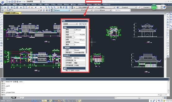 CAD模型空间教程之从其他图形复制的视口不显示模型空间