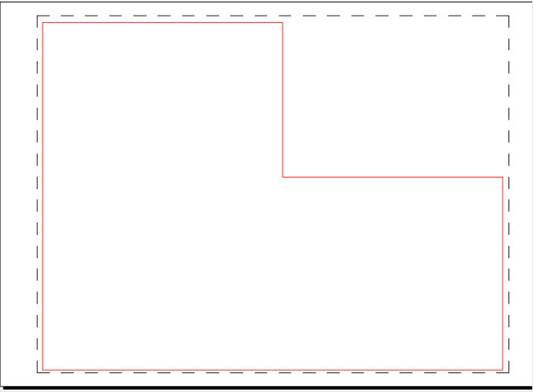CAD布局视口教程之CAD布局中视口重叠时该怎么遮挡后面的图形