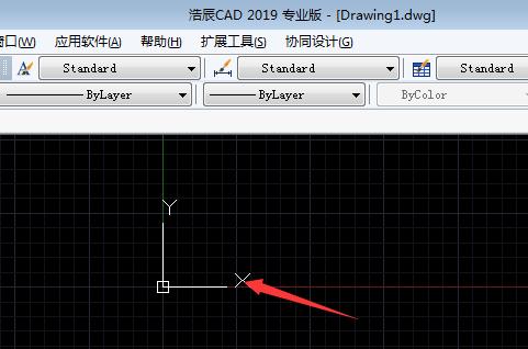 CAD图标坐标设置