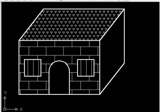 使用CAD如何画房子平面图