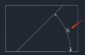浩辰CAD画角度