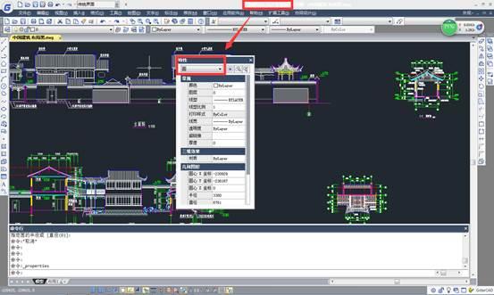 CAD直径圆教程之快速修改CAD图形中直径不一样的圆的直径等特性