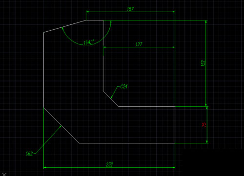 CAD修改标注教程之浩辰CAD如何识别CAD标注是否被修改