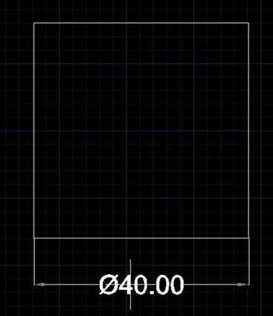"""CAD直径符号教程之如何在CAD中设置则自动标上直径符号""""Φ"""""""