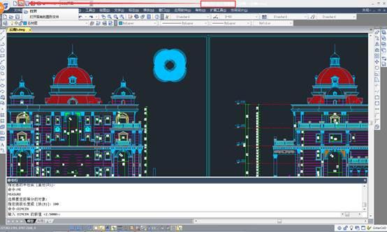 CAD图形合并教程之三步搞定CAD中图形的合并
