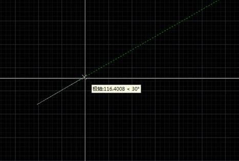 CAD极轴追踪教程之什么是CAD的极轴追踪