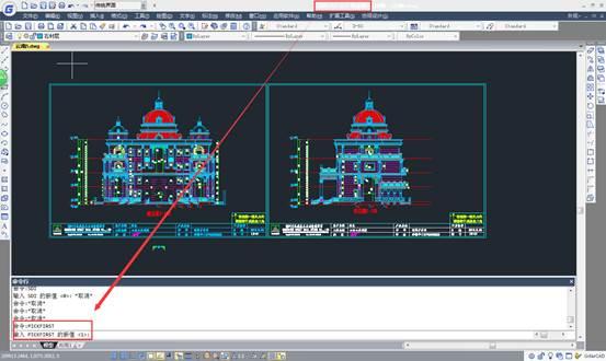 CAD选择对象教程之为什么不能先选择对象后执行命令