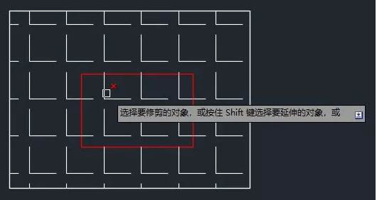 CAD填充教程之为什么CAD填充无法修剪